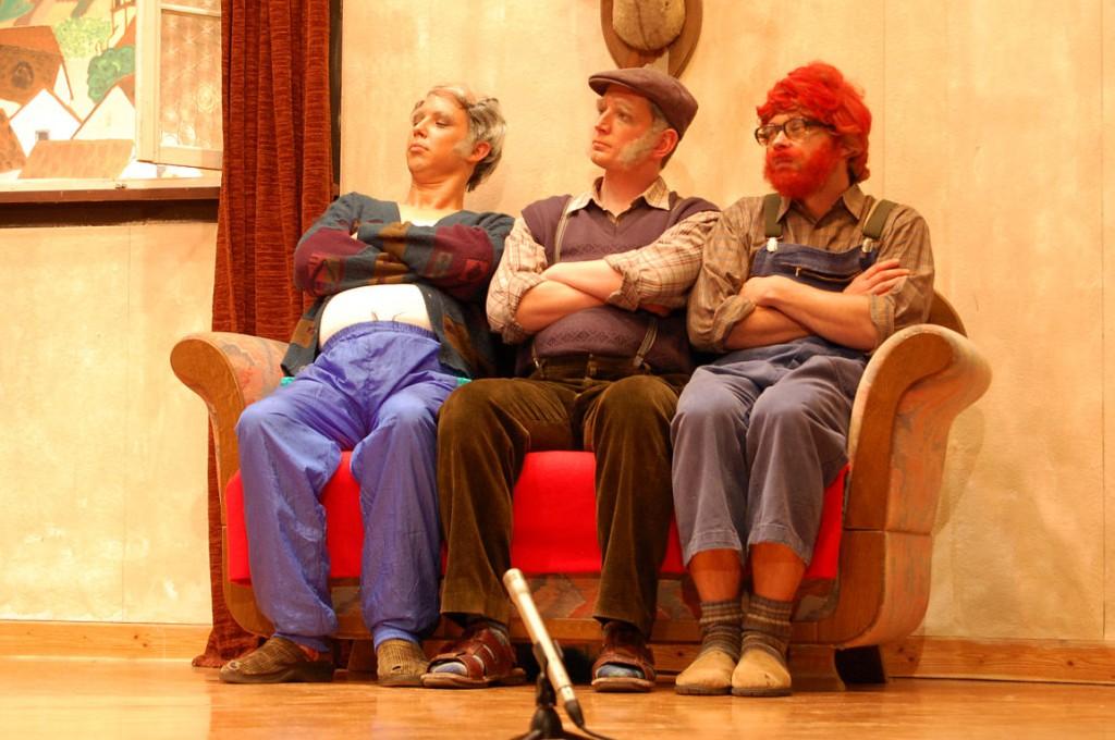 Theater der Landjugend Merdingen 2013